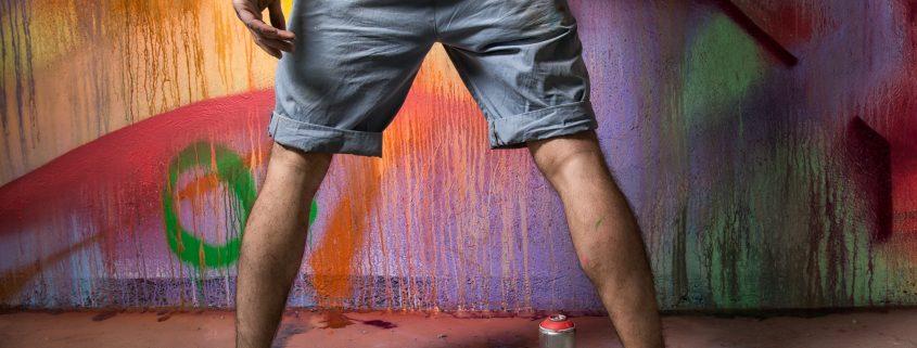 Revêtement anti-graffitis